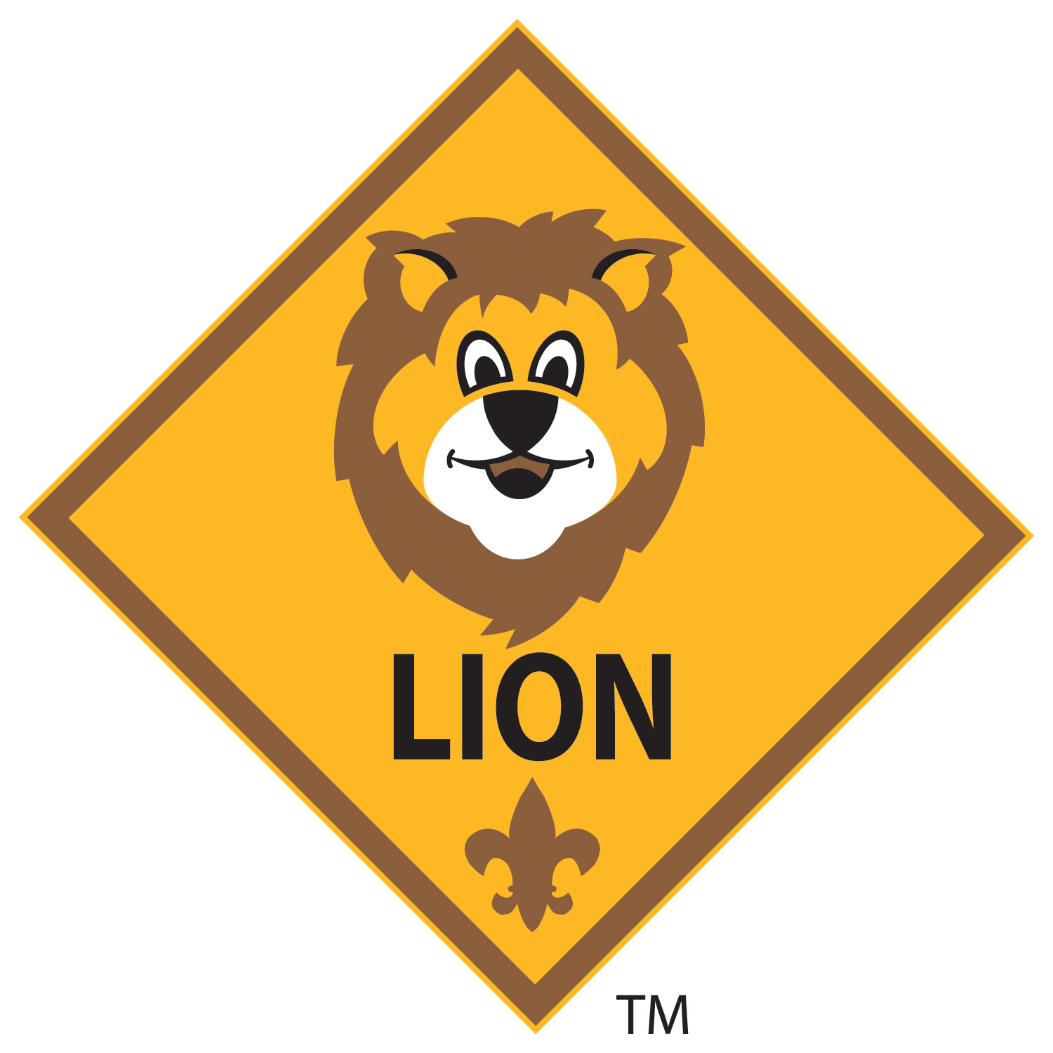 Image result for bsa lion rank