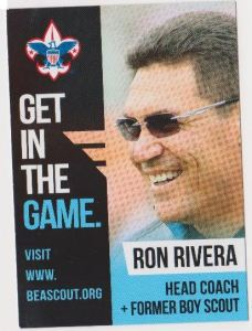 Ron Rivera card