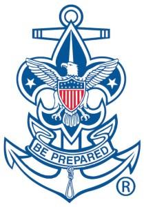 Sea Scouting logo