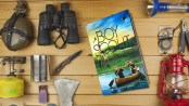 13th-Boy-Scout-Handbook-on-camping-background