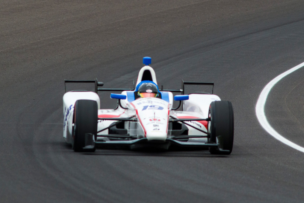 Scouting car in the 2016 Indy 500 - 7