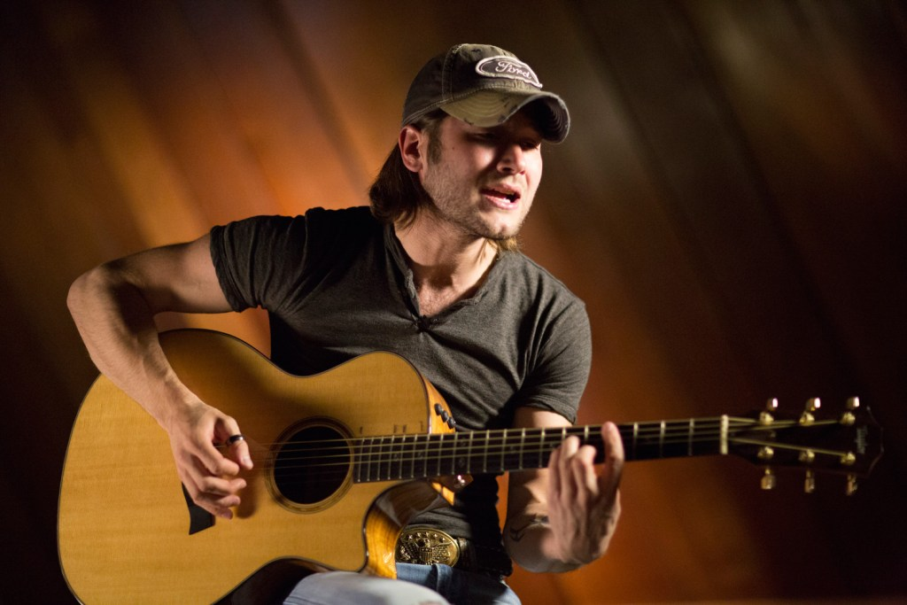 Ben Gallaher for Eagles' Call magazine 2