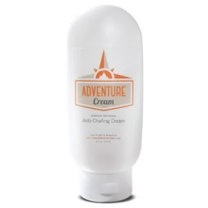 Adventure Cream bottle
