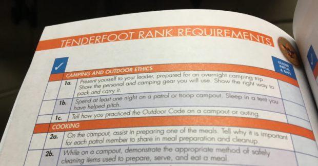 Handbook page numbers