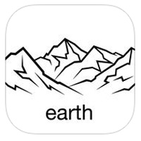 peakfinder-earth-app-logo