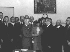 1945 - Truman