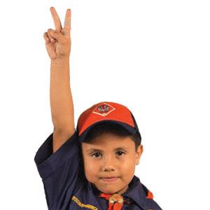 Cub Scout sign