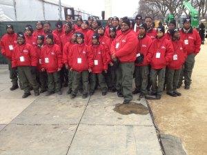 Troop 358 2013 inauguration