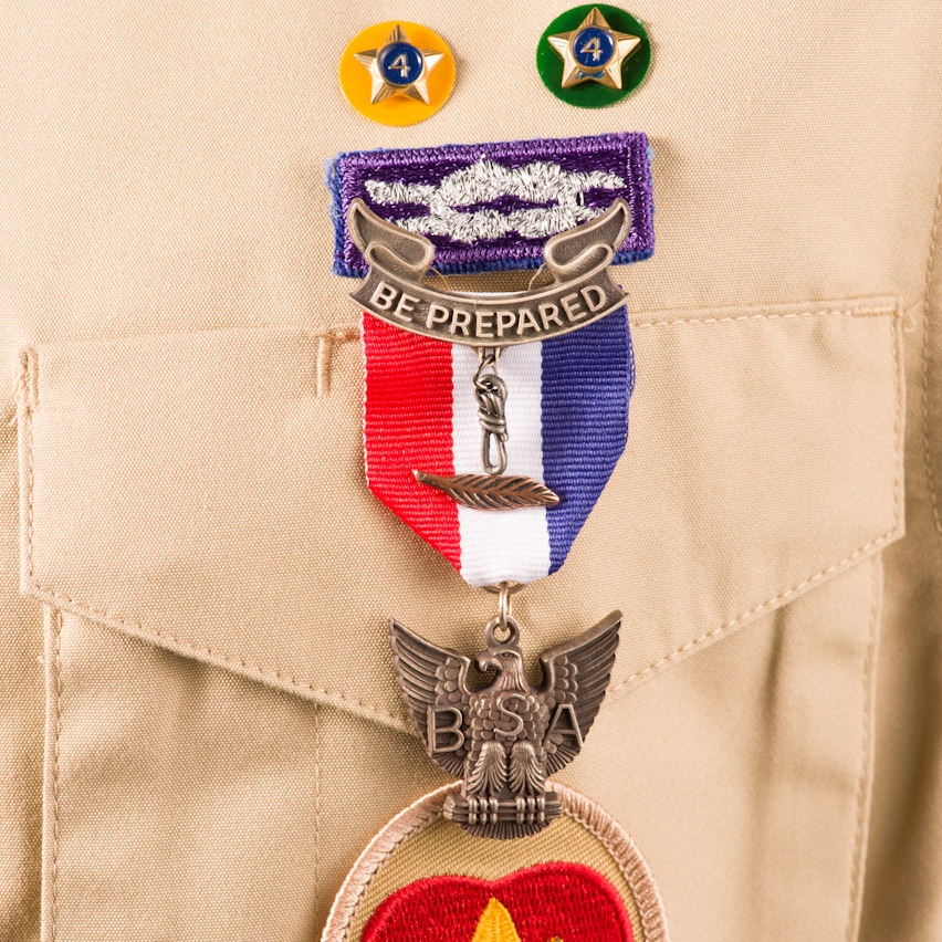 Be Prepared: The origin story behind the Scout motto