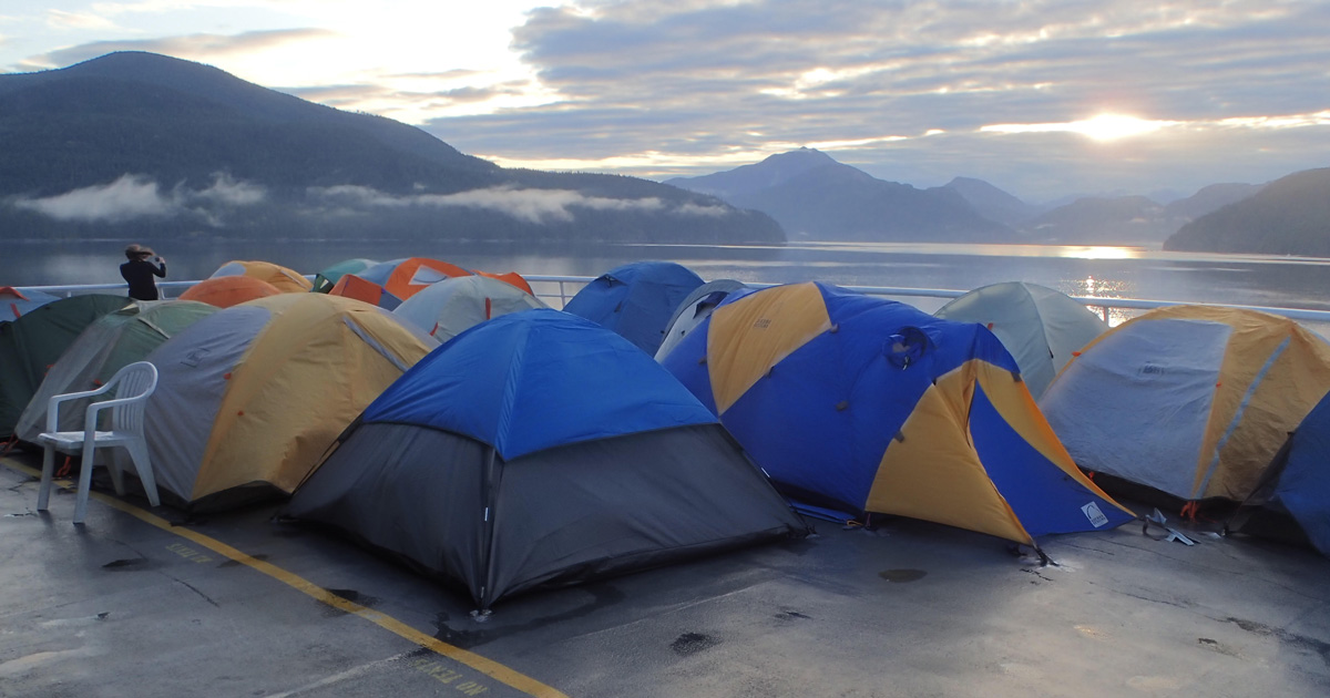 10 more unbelievable places Cub Scouts and Boy Scouts have camped overnight