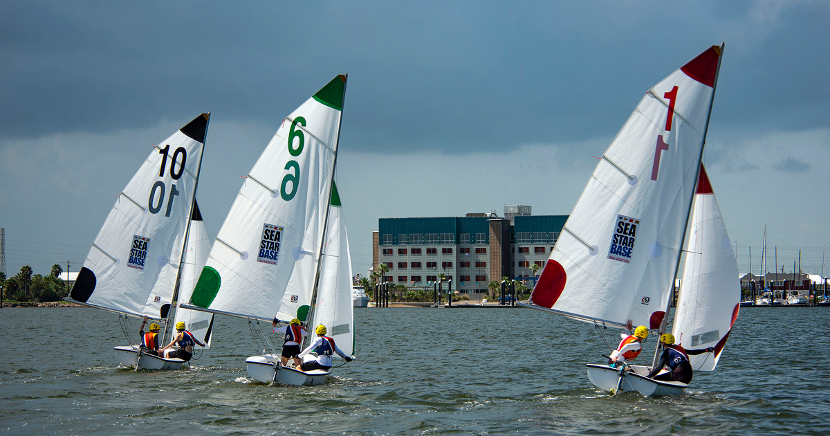 Sea Scouts from Northeast Region dominate at 2018 Koch Cup sailing event