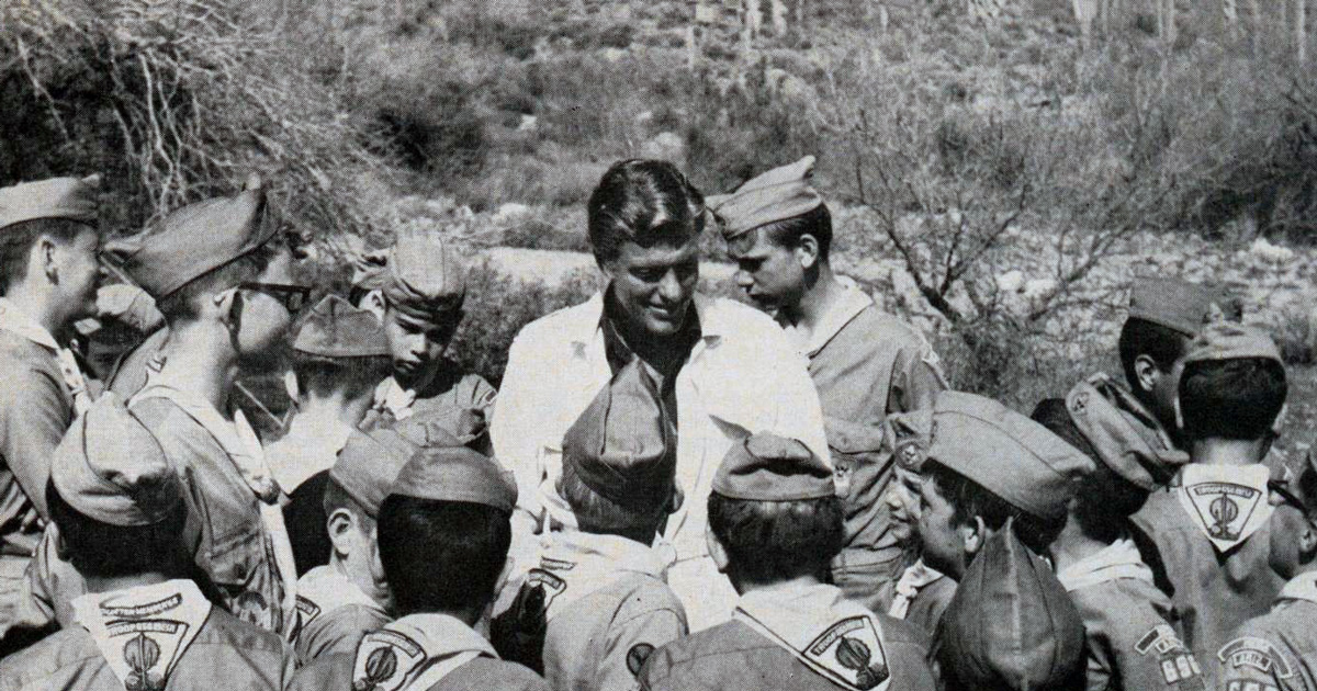 What Dick Van Dyke said about Scouting, parenting in 1971 still rings true today