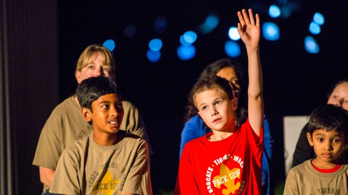 What questions to ask when selecting a Scout troop
