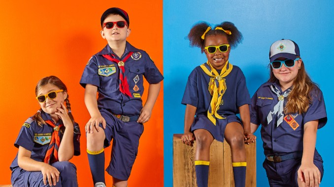 Scout Shop launches first-of-its-kind sale on uniform shirts