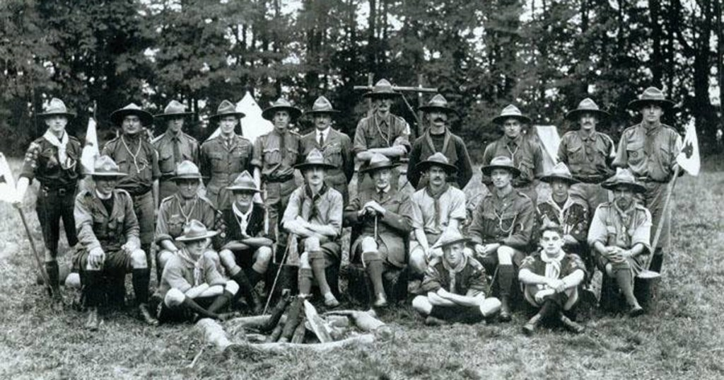 10 facts about the first Wood Badge course to celebrate its 100th anniversary