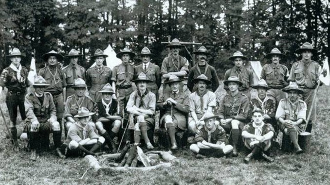 10 facts about the first Wood Badge course for its 100th