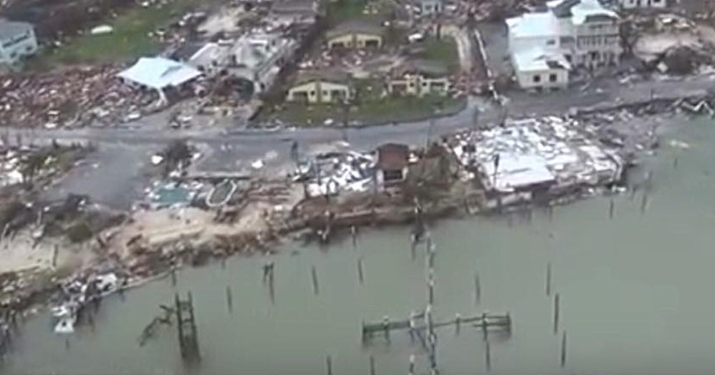 How you can help Sea Base, Bahamas after devastating Hurricane Dorian