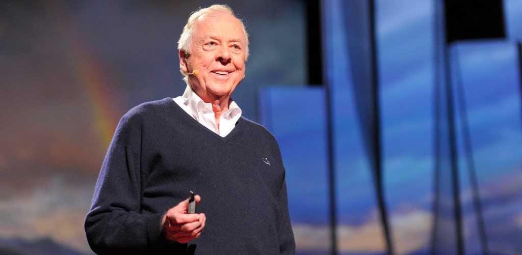 The lesser-known Scouting connections of philanthropist and oilman T. Boone Pickens