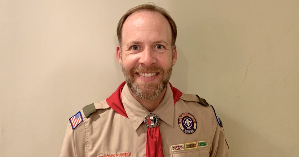 Unsung Hero: Scoutmaster saves coworker from choking, shares story with Scouts