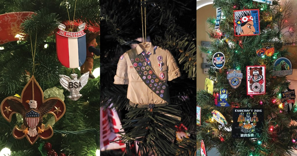 Scouting Show and Tell: Holiday Decor