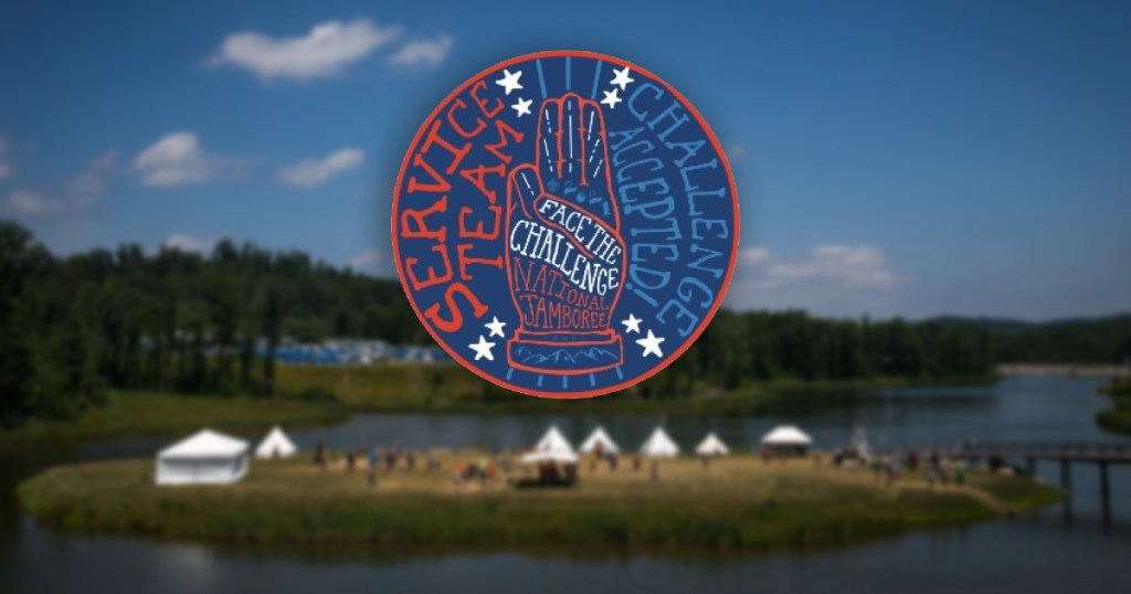 2021 National Jamboree staff registration opens, with bonus for first 2,021 to apply