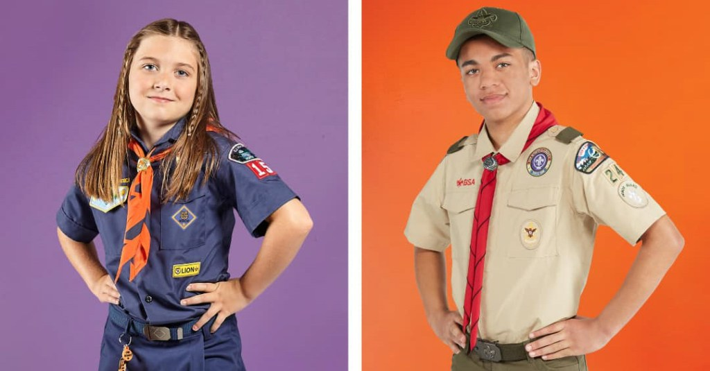 The Scout Shop uniform sale is back, and the timing couldn't be better