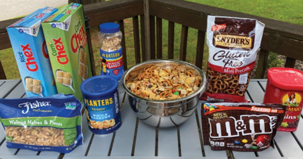 Let's mix it up — try these four delicious trail mix recipes