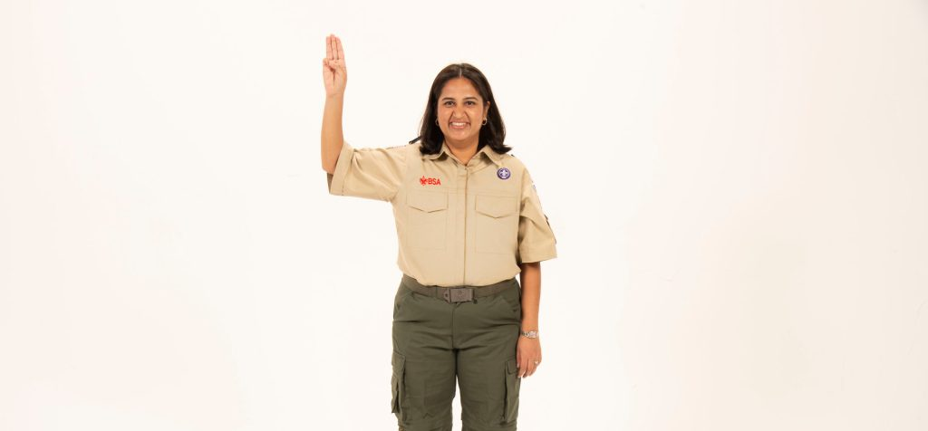What's in the Scouter Code of Conduct, which every BSA leader agrees to follow?