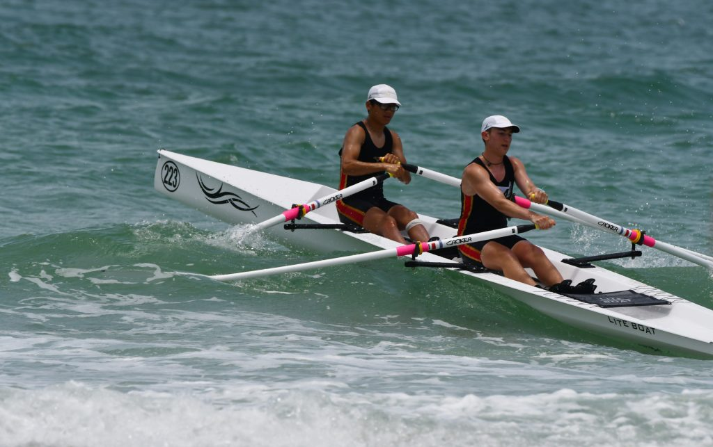 Scouts win offshore rowing event, earning spot at world championships in Portugal