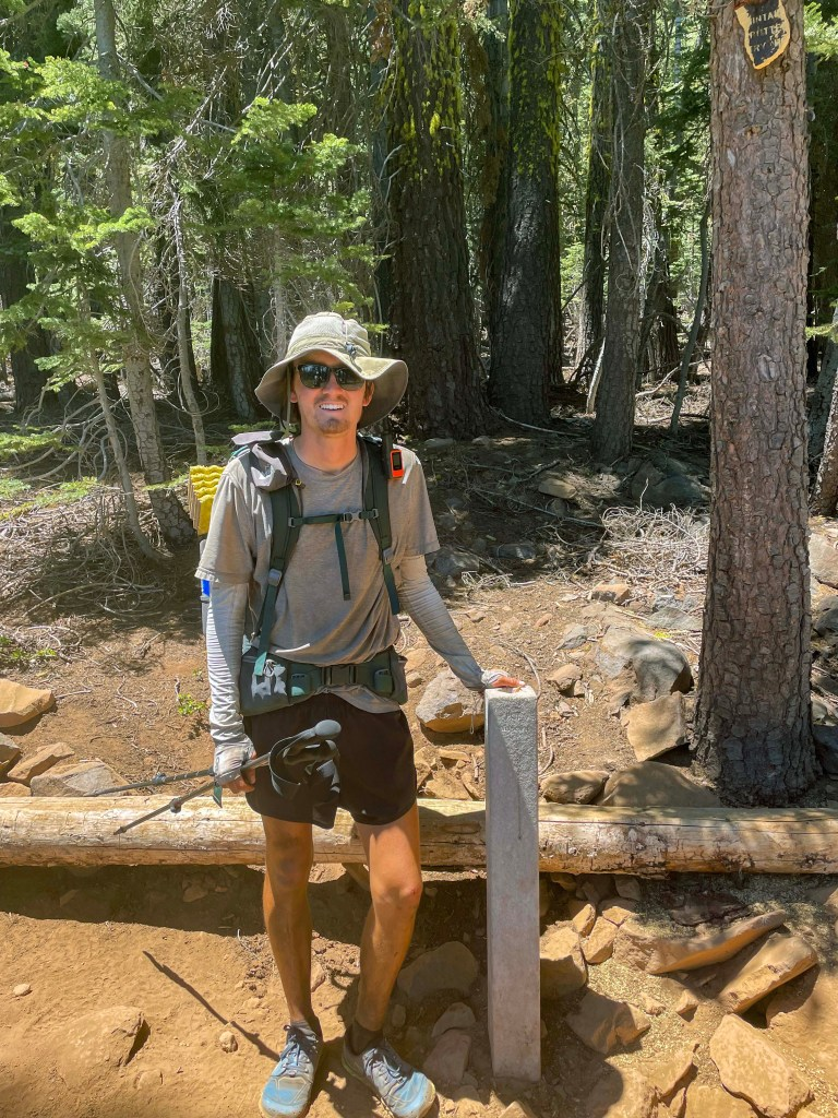 Eagle Scout completes 2,600-mile hike on Pacific Crest Trail