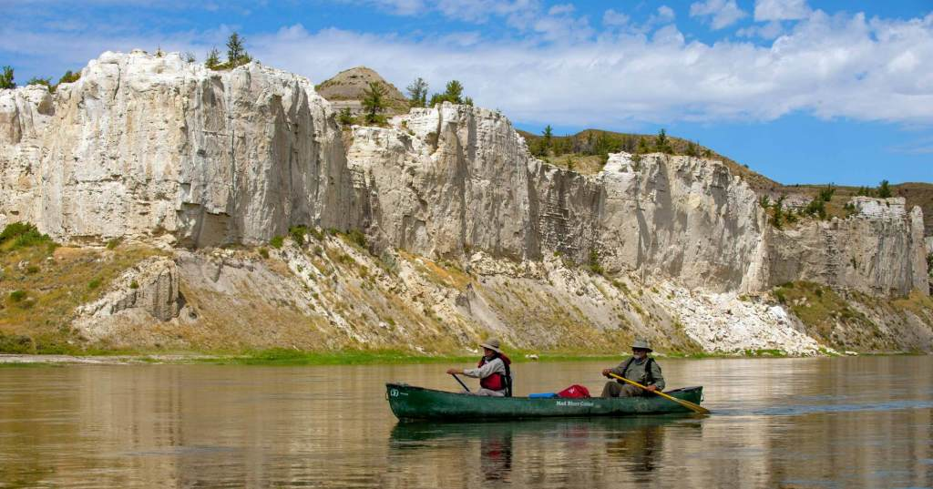 From the Scouting magazine archives: Paddling in the Wake of Lewis and Clark