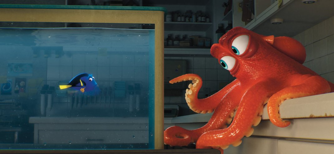 Disney releases Finding Dory posters