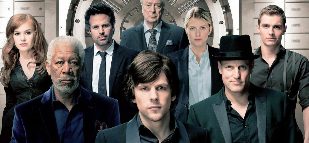 You'd better believe it – the first Now You See Me 2 posters have arrived!