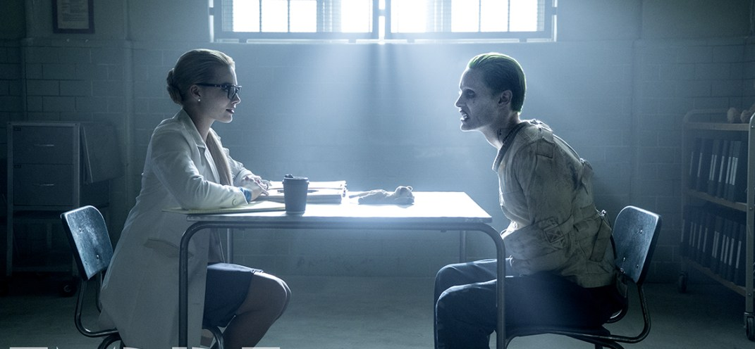 See new photos from next year's Suicide Squad