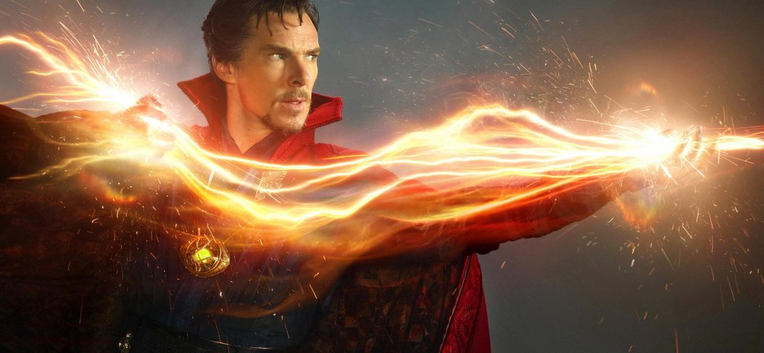 Enter the Sanctum Sanctorum with Marvel's Doctor Strange