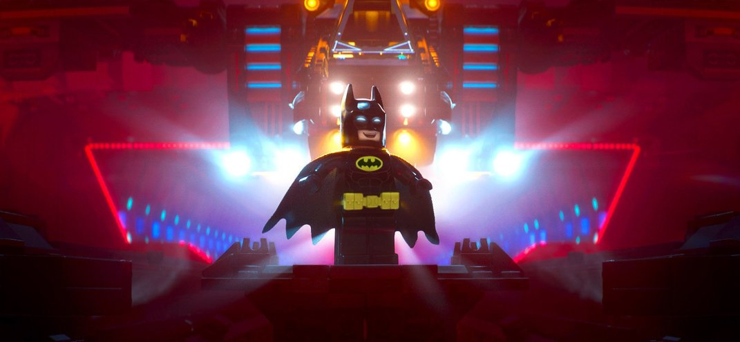 Batman's back in the first trailers for The LEGO Batman Movie