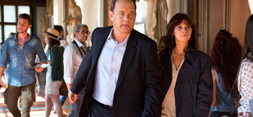 The first trailer for Tom Hanks's Inferno has arrived