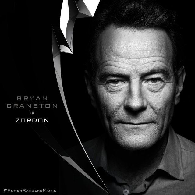 Bryan Cranston joins Power Rangers
