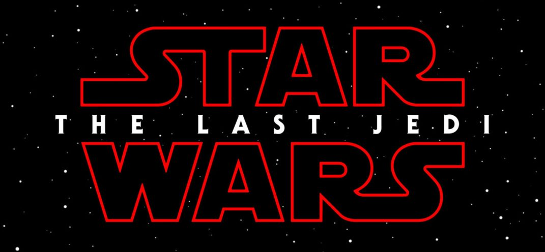 Star Wars Episode VIII is The Last Jedi