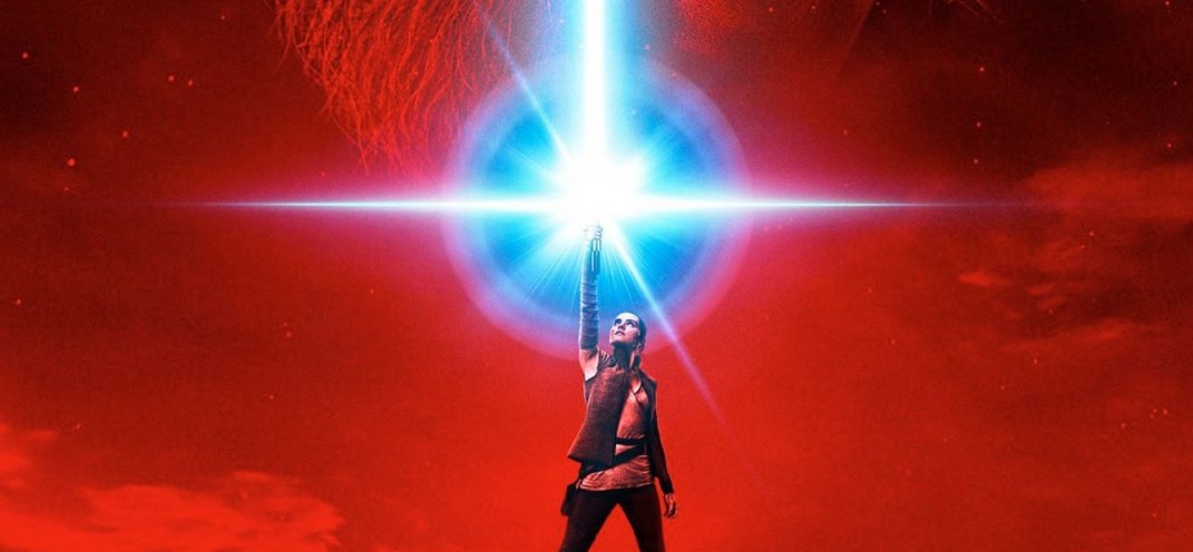 The first trailer for Star Wars: The Last Jedi has arrived