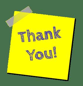Thank you | HKSCS