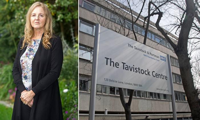 Susan Evans and Tavistock Centre