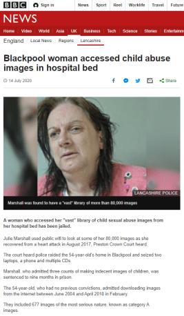 BBC news, political correctness
