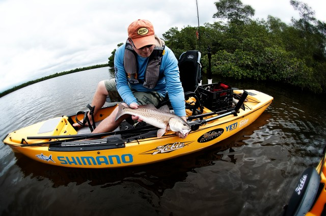 Hobie Ding Darling Redfish