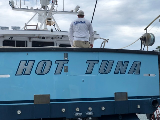 Wicked Tuna SeaDek