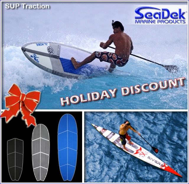 SeaDek_SUP_Holiday_Discount_2013