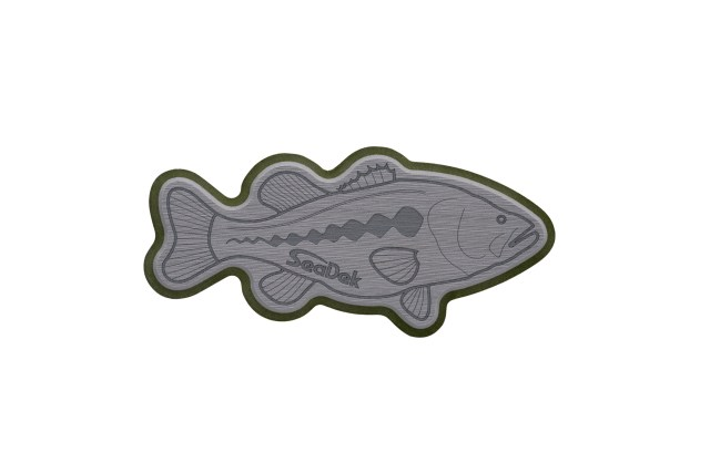 SeaDek Bass Dek Decal