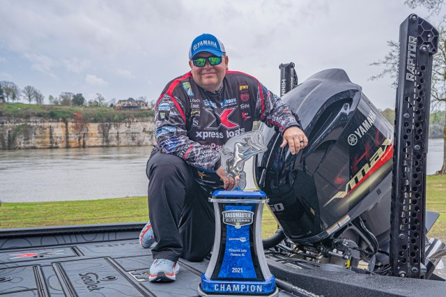 Bill Lowen Bassmaster Win SeaDek