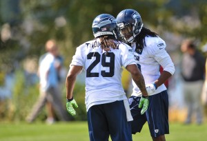 Earl Thomas, Richard Sherman