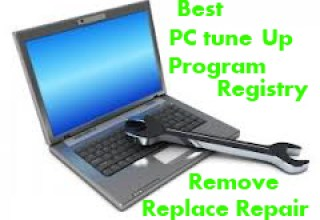 Best PC tune Up Program - Registry Remove Replace Repair